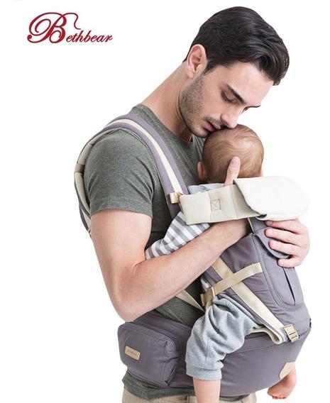 Bethbear 3 Em 1 Hipseat Ergonómico Bebê Portador 0 - 36 Mese