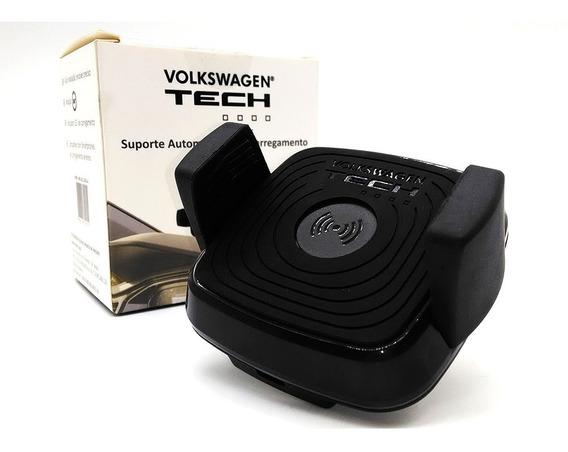 Carregador Indução Wireless C Suporte Original Volkswagen