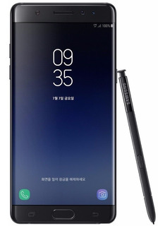 Samsung Galaxy Note 7 Fe Fan Edition Sm-n935 4gb 64gb