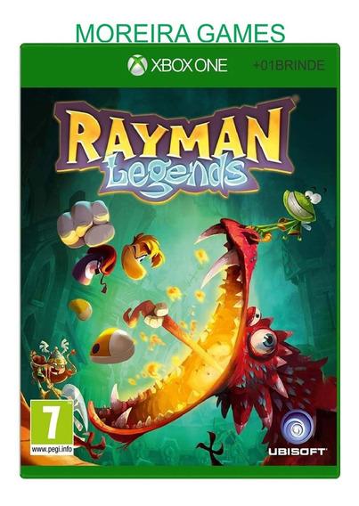Rayman Legends Xbox One Digital + Brinde