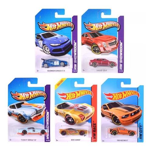 Hot Wheels Autos Basicos Coleccionalos!!!!