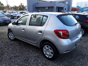 Sandero 1.0 Authentique 16v Flex 4p