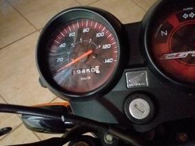 Honda Cg 125 Fun 2012