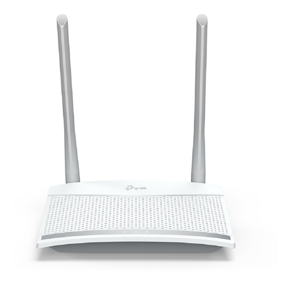 Roteador Tp-link Tl-wr820n 2 Antenas 300mbps Wireless Iptv