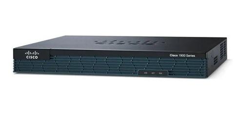 Roteador Cisco 1905br/k9 Ipbase Permanent,security/data None