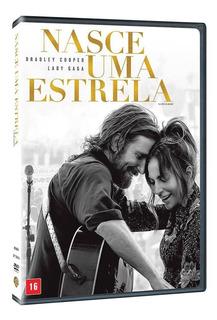 Dvd Nasce Uma Estrela - Lady Gaga Bradley Cooper - Original