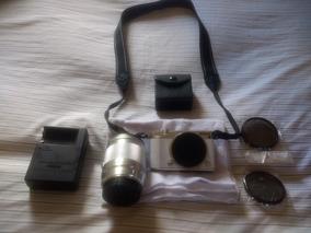 Câmera Digital Nikon 1 J5 Com Manual Inglês E Português.