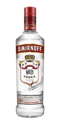 Vodka Smirnoff Red 600ml