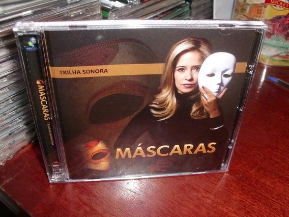 Máscaras - 2012 - Trilha Rede Record Em Cd Lacrado
