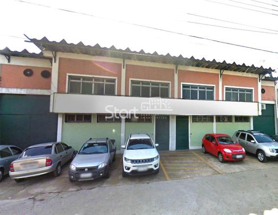 Galpão Para Aluguel Em Chácaras Campos Dos Amarais - Ga003776