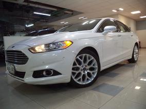 Ford Fusion 2.0 Titanium Plus L4//t At