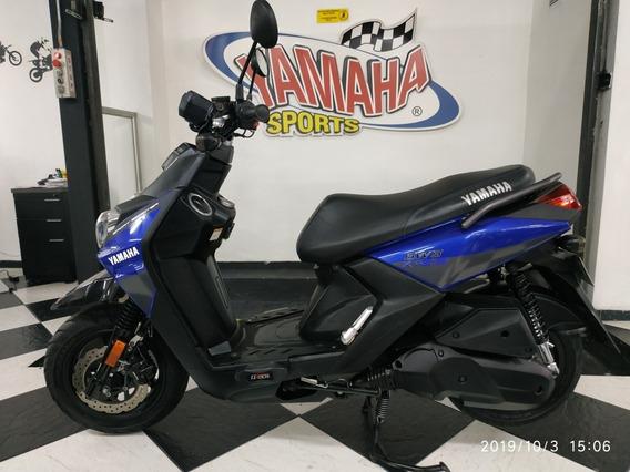 Yamaha Bws Fi Edición Especial