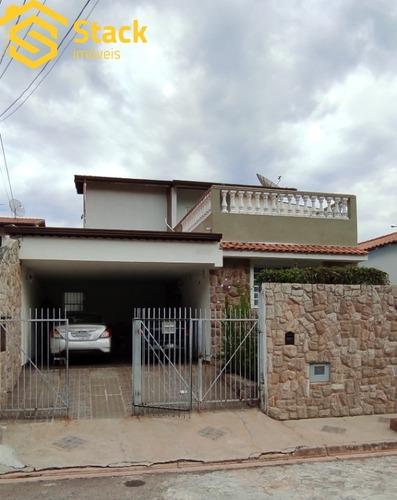 Casa Com Edícula - Jd Das Carpas - Jundiaí - Ca01809