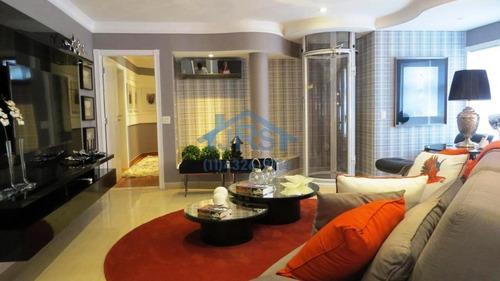 Sobrado Com 5 Dormitórios À Venda, 850 M² Por R$ 7.900.000,00 - Residencial Zero - Santana De Parnaíba/sp - So1472