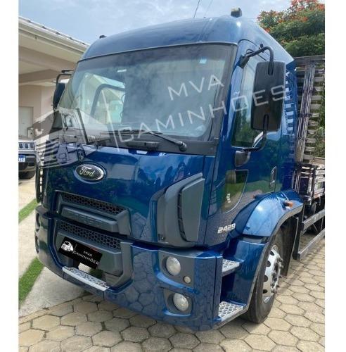 Caminhão Ford 2429 6x2 R