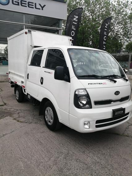 Kia Frontier 2014 2.5 Dcab Diesel Carrozado