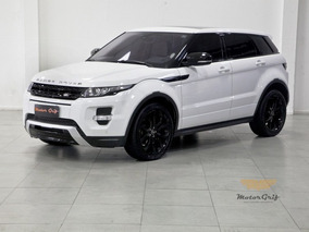 Land Rover Range Rover Range Rover Evoque Dynamic 2.0 Aut 5p