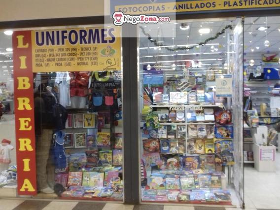 Fondo De Comercio - Librería Escolar / Venta De Uniformes - La Falda
