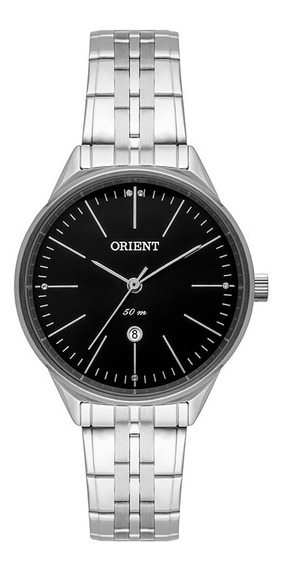 Relógio Orient Eternal Feminino Prata Fbss1147 C/nf