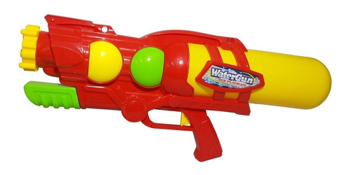 Pistola De Agua Shock Brigade Water Gun Fighte Lanza Agua
