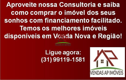 Lote Com Apartamento No Bairro Betim Industrial Em Torno De 420 M². - 58