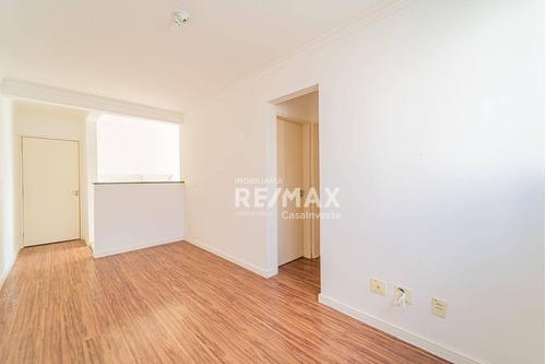 Imagem 1 de 27 de Apartamento Com 2 Quartos À Venda, 44 M² Por R$ 130.000 - Caucaia Do Alto - Cotia/sp - Ap0600