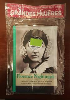 Grandes Mujeres Rba # 17 Florence Nightingale