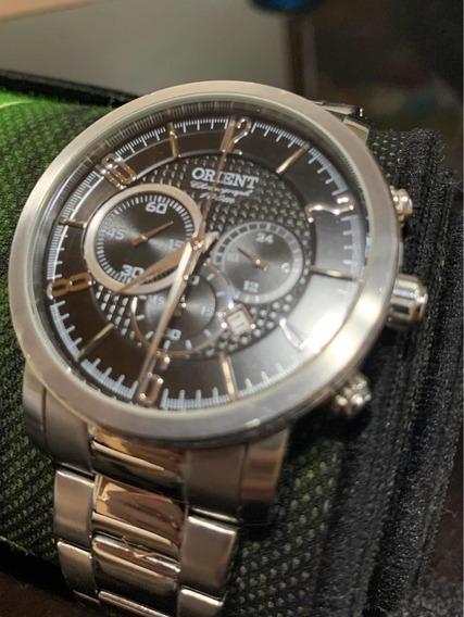 Relógio Orient Mbssc 120 - Cronômetro
