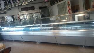 Lote De Equipos Heladeras Mostradores Frio - Carnicerias