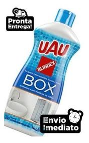 Limpador Uau Blindex Original Limpeza Envio Imediato Box