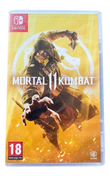 Mortal Kombat 11 - Mídia Física - Lacrado - Pronta Entrega