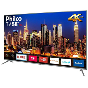Smart Tv Philco 58 Led Uhd 4k Ptv58f60sn