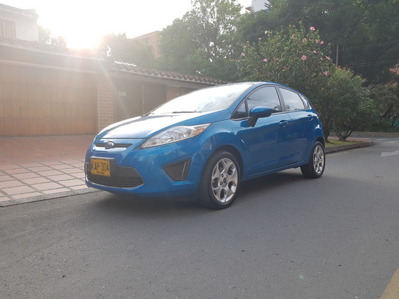 Ford Fiesta Se 2012 Mec. Impecable