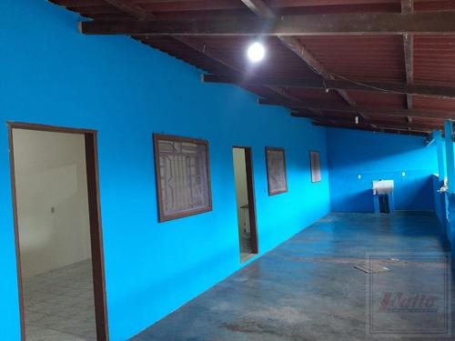 Chácara Para Venda Em Itatiba, Chácara San Martin I, 2 Dormitórios, 1 Banheiro - _2-1130611