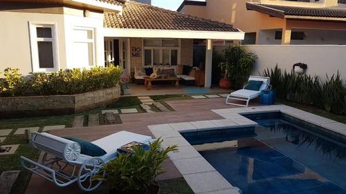 Imagem 1 de 30 de Casa Com 5 Dormitórios À Venda, 370 M² Por R$ 3.000.000,00 - Conjunto Residencial Esplanada Do Sol - São José Dos Campos/sp - Ca1549