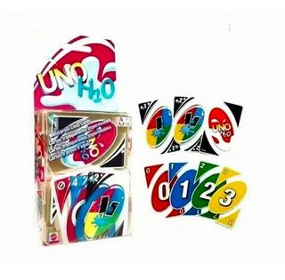 Cartas Plastificadas - Uno H2o - Impermeables Villa Urquiza