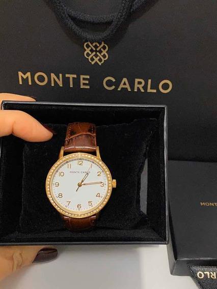 Relógio Monte Carlo!!!