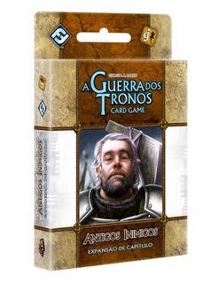 Antigos Inimigos - Expansão - A Guerra Dos Tronos: Card Game