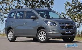 Chevrolet Spin Ltz 1.8 - 5 Puertas (trenque Lauquen)