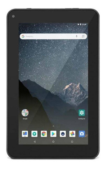 Tablet Multilaser Nb296 M7s Lite Quad Core Android Preto