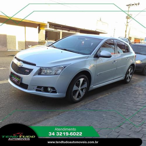 Imagem 1 de 7 de Chevrolet Gm Cruze Sport6 Lt 1.8 Prata 2013