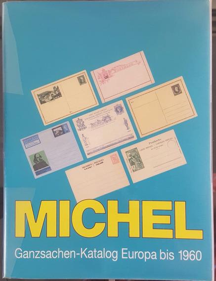 Catalogo Michel 2008 Enteros Postales De Europa Hasta 1960