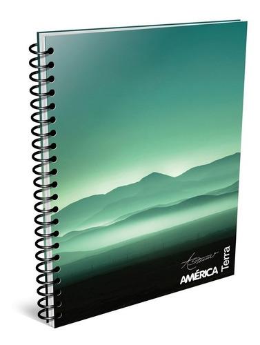 Cuaderno Universitario Rayado Pack X10 Terra