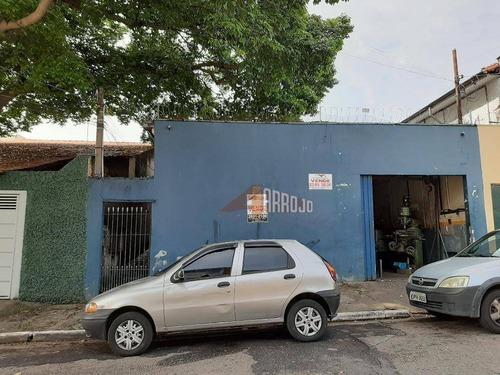 Galpão À Venda, 130 M² Por R$ 620.000,00 - Vila Rio Branco - São Paulo/sp - Ga0028