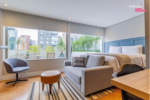 Imagem 1 de 15 de Apartamento - Itaim Bibi - Ref: 953 - L-953