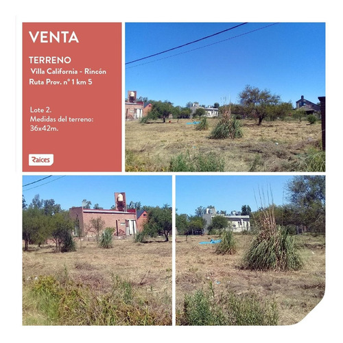 Terreno En Venta En Villa California - Rincón