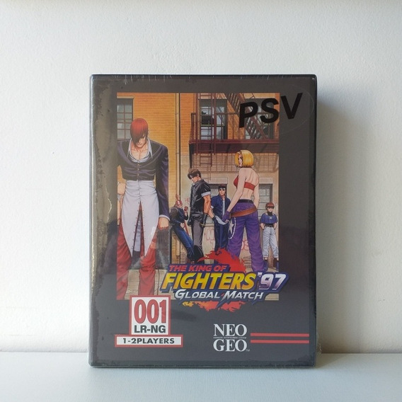 Jogo The King Of Fighters 97 Collector