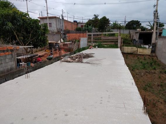 Terreno Com Área Construída Em Itaquá Parque Viane 6x25m