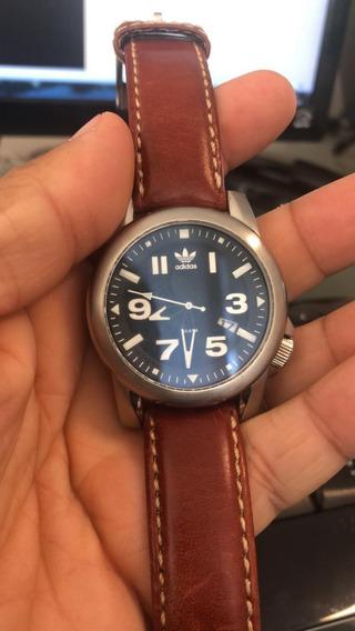 Relógio adidas - Pulseira De Couro