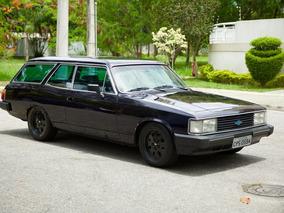 Chevrolet Caravan Comodoro 1985 6 Cilindros Automática